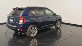 2014 Jeep Compass MK MY14 Limited True Blue 6 Speed Sports Automatic Wagon