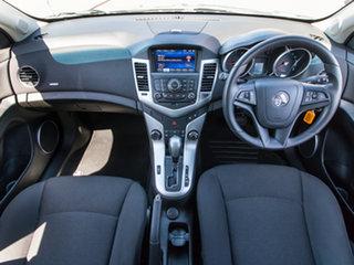 2015 Holden Cruze JH Series II MY15 CD Sportwagon Silver 6 Speed Sports Automatic Wagon