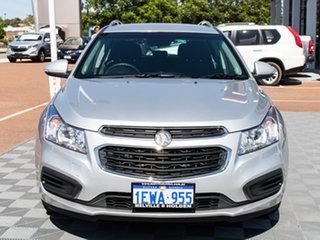 2015 Holden Cruze JH Series II MY15 CD Sportwagon Silver 6 Speed Sports Automatic Wagon.