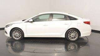 2017 Hyundai Sonata LF3 MY17 Active Ice White 6 Speed Sports Automatic Sedan.