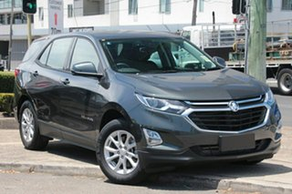 2018 Holden Equinox EQ MY18 LS Plus (FWD) Son of a Gun Grey 6 Speed Automatic Wagon.