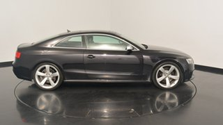 2011 Audi RS5 8T MY11 S tronic quattro Black 7 Speed Sports Automatic Dual Clutch Coupe