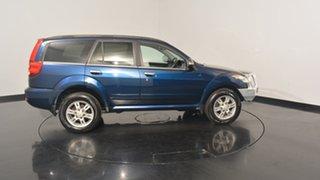 2012 Great Wall X200 K2 MY12 Blue 6 Speed Manual Wagon