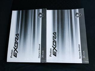 2014 Proton Exora FZ GX White 6 Speed Constant Variable Wagon