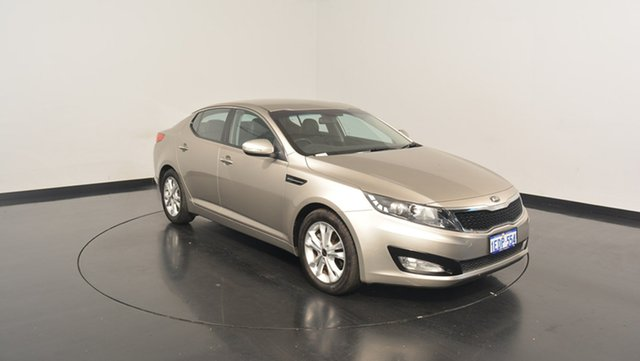 Used Kia Optima TF MY13 SI, 2013 Kia Optima TF MY13 SI Silver 6 Speed Sports Automatic Sedan