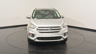 2016 Ford Escape ZG Trend AWD Moondust Silver 6 Speed Sports Automatic Wagon