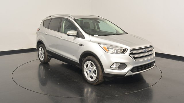 Used Ford Escape ZG Trend AWD, 2016 Ford Escape ZG Trend AWD Moondust Silver 6 Speed Sports Automatic Wagon