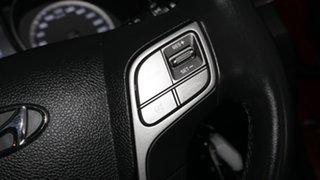 2013 Hyundai Santa Fe DM MY13 Active Red Merlot 6 Speed Sports Automatic Wagon