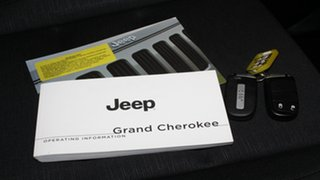 2013 Jeep Grand Cherokee WK MY2013 Laredo Deep Cherry Red 5 Speed Sports Automatic Wagon