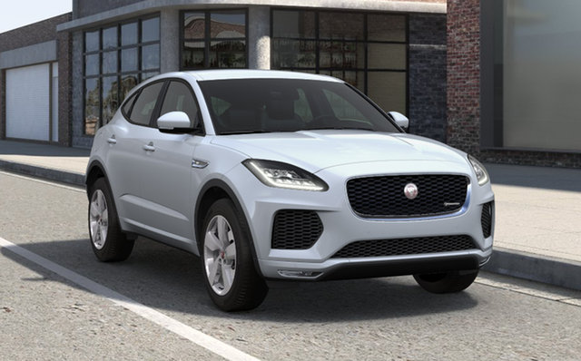 New Jaguar E-PACE  R-Dynamic SE, 2019 Jaguar E-PACE X540 R-Dynamic SE Fuji White 9 Speed Automatic SUV