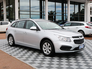 2015 Holden Cruze JH Series II MY15 CD Sportwagon Nitrate 6 Speed Sports Automatic Wagon.