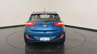 2016 Hyundai i30 GD4 Series II MY17 Active Dazzling Blue 6 Speed Sports Automatic Hatchback