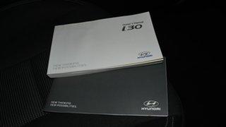 2016 Hyundai i30 GD4 Series II MY17 Active Platinum Silver Metallic 6 Speed Sports Automatic