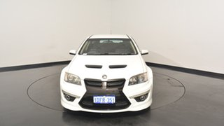 2009 Holden Special Vehicles Clubsport E Series 2 R8 Tourer White 6 Speed Sports Automatic Wagon