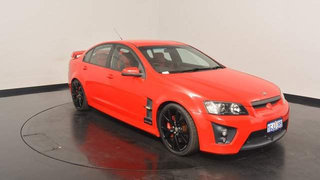Used Holden Special Vehicles GTS E Series , 2006 Holden Special Vehicles GTS E Series Red 6 Speed Sports Automatic Sedan