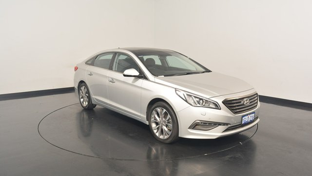 Used Hyundai Sonata LF Premium, 2014 Hyundai Sonata LF Premium Silver 6 Speed Sports Automatic Sedan