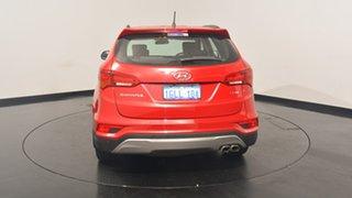 2017 Hyundai Santa Fe DM3 MY17 Active Red Merlot 6 Speed Sports Automatic Wagon