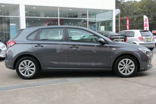 2018 Hyundai i30 PD MY18 Go Iron Gray 6 Speed Sports Automatic Hatchback