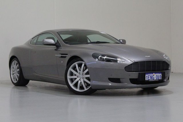 Used Aston Martin DB9 MY05 , 2004 Aston Martin DB9 MY05 Grey 6 Speed Sports Automatic Coupe