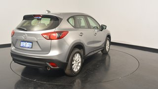 2012 Mazda CX-5 KE1071 Maxx SKYACTIV-Drive AWD Sport Aluminium Grey 6 Speed Sports Automatic Wagon