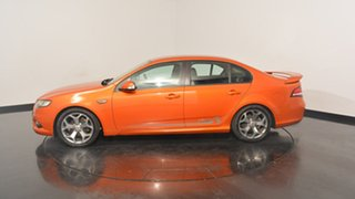 2010 Ford Falcon FG XR6 50th Anniversary Orange 6 Speed Sports Automatic Sedan.