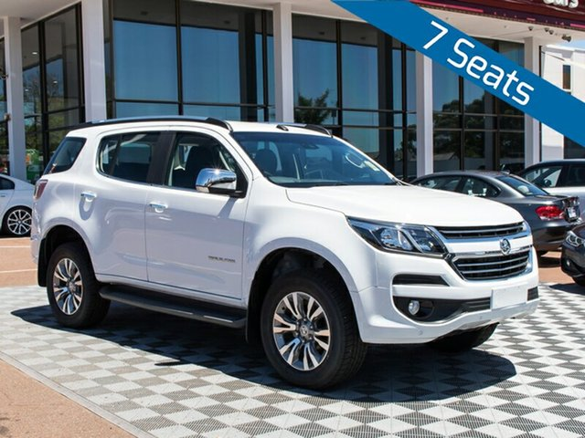 Used Holden Trailblazer RG MY17 LTZ, 2017 Holden Trailblazer RG MY17 LTZ Summit White 6 Speed Sports Automatic Wagon