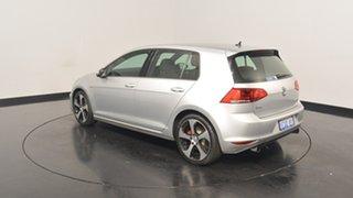 2014 Volkswagen Golf VII MY15 GTI DSG Reflex Silver 6 Speed Sports Automatic Dual Clutch Hatchback.
