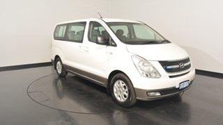 2014 Hyundai iMAX TQ-W MY15 White 4 Speed Automatic Wagon.