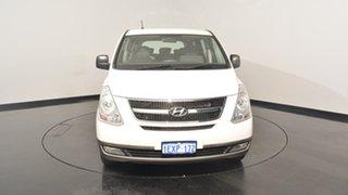 2014 Hyundai iMAX TQ-W MY15 White 4 Speed Automatic Wagon