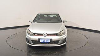 2014 Volkswagen Golf VII MY15 GTI DSG Reflex Silver 6 Speed Sports Automatic Dual Clutch Hatchback