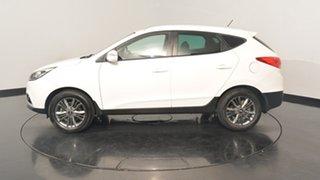 2014 Hyundai ix35 LM3 MY15 SE Creamy White 6 Speed Sports Automatic Wagon.