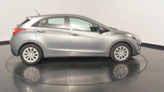 2017 Hyundai i30 GD4 Series II MY17 Active Sparkling Metal 6 Speed Sports Automatic Hatchback