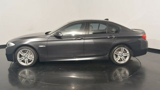2013 BMW 535i F10 LCI M Sport Steptronic Grey 8 Speed Sports Automatic Sedan.