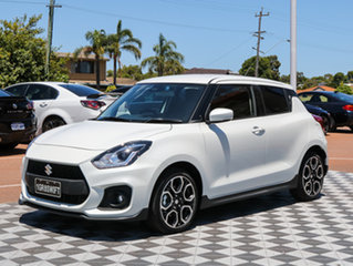 2018 Suzuki Swift AZ Sport 6 Speed Sports Automatic Hatchback.
