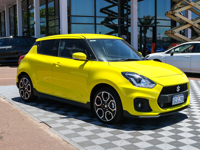Demo Suzuki Swift AZ Sport, 2018 Suzuki Swift AZ Sport 6 Speed Manual Hatchback