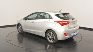 2015 Hyundai i30 GD3 Series II MY16 Active X Sleek Silver 6 Speed Sports Automatic Hatchback.