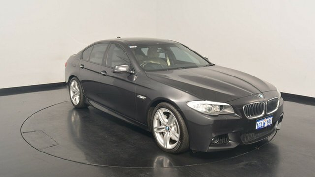 Used BMW 535i F10 LCI M Sport Steptronic, 2013 BMW 535i F10 LCI M Sport Steptronic Grey 8 Speed Sports Automatic Sedan
