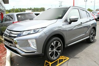 2019 Mitsubishi Eclipse Cross YA MY19 Exceed (2WD) Titanium Continuous Variable Wagon