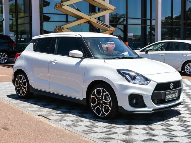 Demo Suzuki Swift AZ Sport, 2018 Suzuki Swift AZ Sport 6 Speed Sports Automatic Hatchback