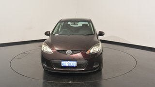 2008 Mazda 2 DE10Y1 Neo Purple 5 Speed Manual Hatchback