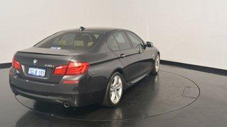 2013 BMW 535i F10 LCI M Sport Steptronic Grey 8 Speed Sports Automatic Sedan