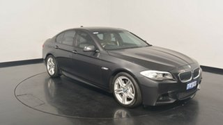 2013 BMW 535i F10 LCI M Sport Steptronic Grey 8 Speed Sports Automatic Sedan