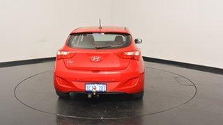 2013 Hyundai i30 GD Elite Brilliant Red 6 Speed Manual Hatchback