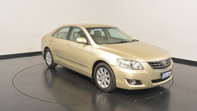 Used Toyota Aurion GSV40R Prodigy, 2007 Toyota Aurion GSV40R Prodigy Gold 6 Speed Sports Automatic Sedan