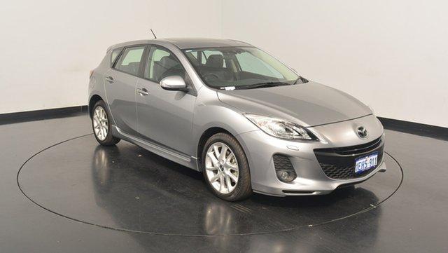 Used Mazda 3 BL10L2 MY13 SP25 Activematic, 2013 Mazda 3 BL10L2 MY13 SP25 Activematic Silver 5 Speed Sports Automatic Hatchback