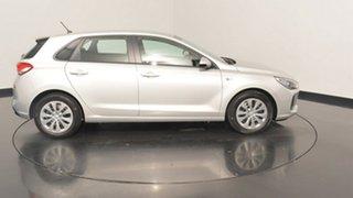 2017 Hyundai i30 PD MY18 Go Platinum Silver Metallic 6 Speed Sports Automatic Hatchback