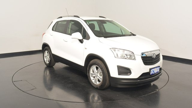 Used Holden Trax TJ MY14 LS, 2014 Holden Trax TJ MY14 LS White 6 Speed Automatic Wagon