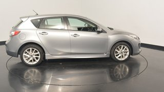 2013 Mazda 3 BL10L2 MY13 SP25 Activematic Silver 5 Speed Sports Automatic Hatchback