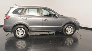 2011 Hyundai Santa Fe CM MY10 Elite Grey 6 Speed Sports Automatic Wagon