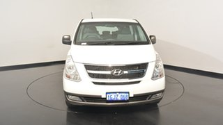 2011 Hyundai iMAX TQ-W MY11 White 4 Speed Automatic Wagon